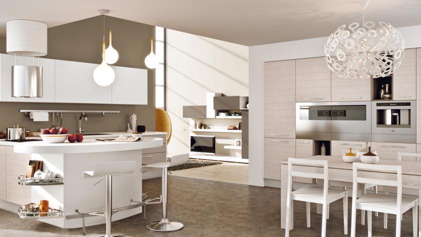 Cucine moderne arredamenti mantarro messina e provincia - Soluzioni arredo cucina ...