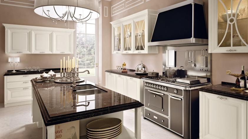cucine classiche - arredamenti mantarro - messina e provincia - Soluzioni Cucine