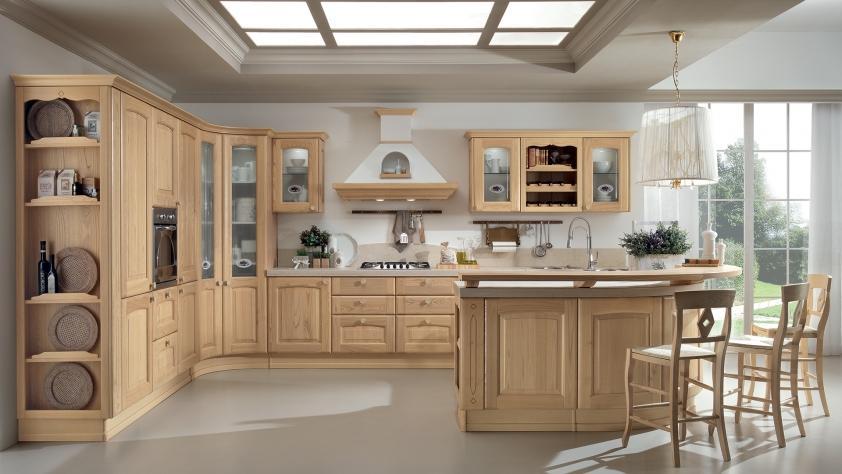 Cucine Classiche - Arredamenti Mantarro - Messina e provincia