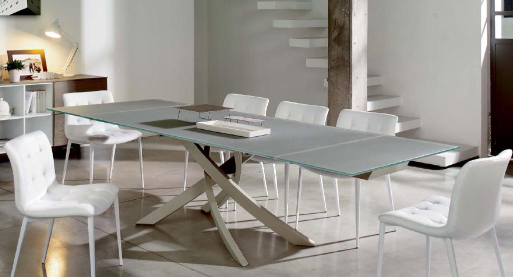 Tavoli e sedie arredamenti mantarro messina e provincia - Tavoli allungabili moderni prezzi ...