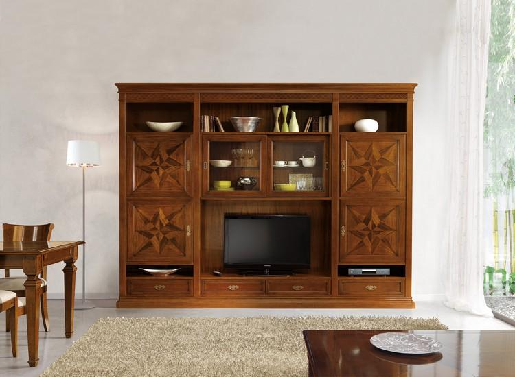 Classico contemporaneo arredamenti mantarro messina e for Prezzi pareti attrezzate